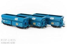 Roco 76132 B Cargo set onderlossers Type Falns