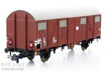 Roco 76610 DB gesloten wagen met sluitlichten Type Gbrs-v