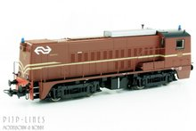 Piko 52688 NS diesellocomotief 2200 Digitaal Sound 1:87 H0