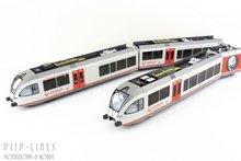 Piko 59536 Veolia GTW 2/8 elektrisch treinstel Nr 652