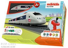 Marklin 29306 Marklin my world startset TGV