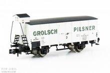Brawa 67458 NS Gesloten wagen Grolsch Pilsner