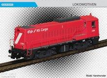 Piko 52601 NS Cargo diesellocomotief 2384 DC analoog