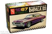AMT 981 Chevrolet Impala SS 1967 1:25