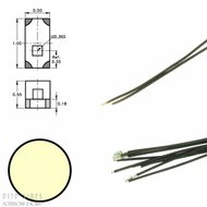 Digikeijs DR60049 Warm Witte led aan draad (5 stuks)