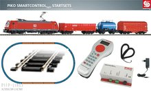 "Piko 59004 Digitale startset ""PIKO Smartcontrol light"" DB goederentrein met BR 185"