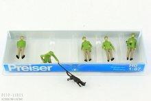 Preiser 14008 Duitse Politie 1:87 H0