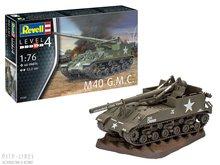 Revell 03280 M40 G.M.C 1:76
