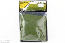 "Woodland FS613 Static Grass ""Dark Green"" 2mm"