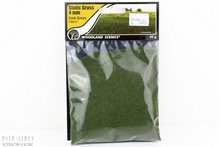 "Woodland FS617 Static Grass ""Dark Green"" 4mm"