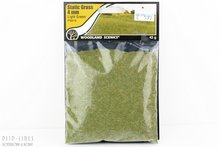 "Woodland FS619 Static Grass ""Light Green"" 4mm"