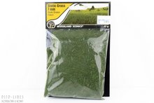 "Woodland FS621 Static Grass ""Dark Green"" 7mm"
