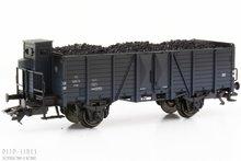 Marklin 46053 NS open bak wagon met remmershuis Type Om21
