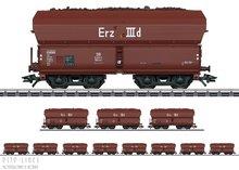 """TRIX 24129 Display DB zelflosser ERZ IIId """"12 stuks"""""""