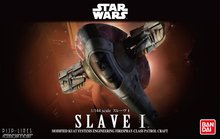 Revell 01204 BanDai Star Wars Slave I 1:144