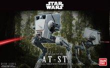 Revell 01202 BanDai Star Wars AT-ST 1:48