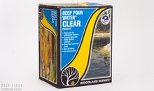 Woodland Scenics CW4510 Deep Pour Water Clear