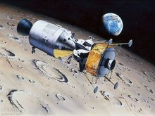 Revell 03700 Apollo 11 Columbia en Eagle 1:96