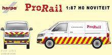 Herpa VW Transporter T6 ProRail Incidentenbestrijding 1:87 H0