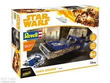 Revell 06769 Star Wars Han's Speeder