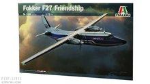 Italeri 1430 (NL) Fokker F27 Friendship 1:72