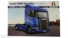 Italeri 3947 SCANIA R400 Streamline Vlak dak