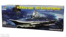 Trumpeter 6725 PLA Navy type 002 vliegdekschip 1:700