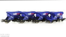 Roco 76137 Railpro onderlosser set Fccpps Watersproei installatie