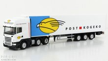 Herpa Trucks Scania R400 Post Kogeko