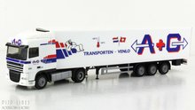 Herpa Trucks DAF XF Euro 5 A+C Transport Venlo
