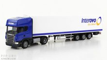 Herpa Trucks Scania R440 Interovo EGG Group