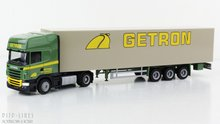 Herpa Trucks Scania R400 GETRON