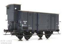 "Artitec 20.217.01 NS Gesloten wagon Type CHD 4m ""Remmershuis"" Nr.6811"